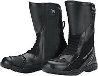 Tourmaster Solution WP Black Wide Air Boots