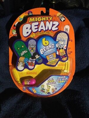 Mighty Beanz Original Series 1 New In Package