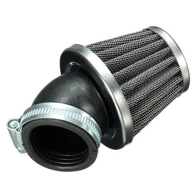 40mm Angled Air Filter 50 110 125 140cc ATV Pit Dirt Bike Motorcycle Motorbike
