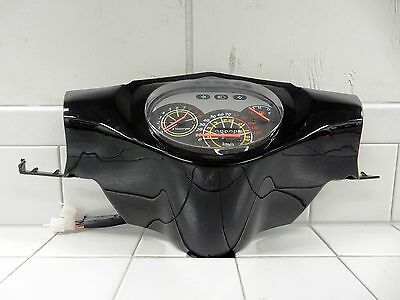 NEW VIP 150cc SPEEDOMETER AND INSTRUMENT PANEL FOR MOPED *COMPLETE SET*
