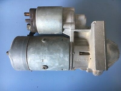 Holden Commodore Starter Motor/genuine Bosch/vn/vp/vr/vs/vt/vx/vy/v6/warranty