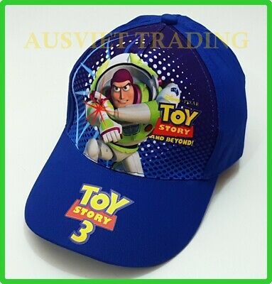 Toy Story Buzz Lightyear Woody boys Cap / Hat Brand new cotton