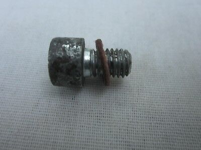GENUINE GILERA ICE 50cc SUMP PLUG SUMP BOLT 1998 - 2005 PART NO 8293305