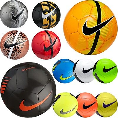 New Nike Pitch Training Team Technique React Ball Sports Football Soccer Size 5