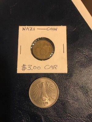 German Coin Lot