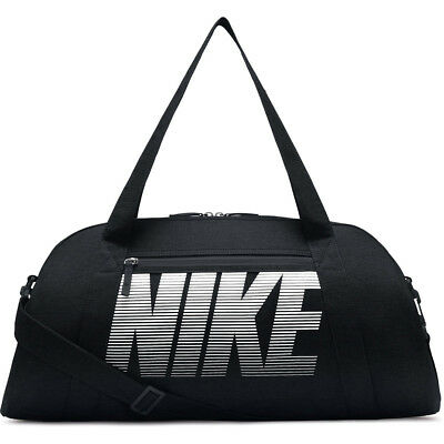 Women Nike Gym Club Bag Duffel Sport Training Yoga Ladies Travel Holiday Trip