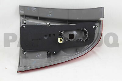 8156113640 Genuine Toyota LENS, REAR COMBINATION LAMP, LH 81561-13640