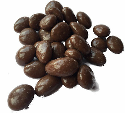 Milk Chocolate Covered Raisins Vegetarian Retro Sweet Shop Old Fashioned