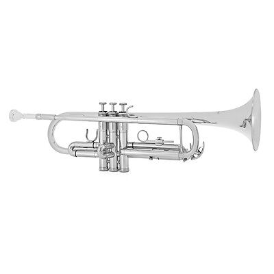 Silver Student Trumpet