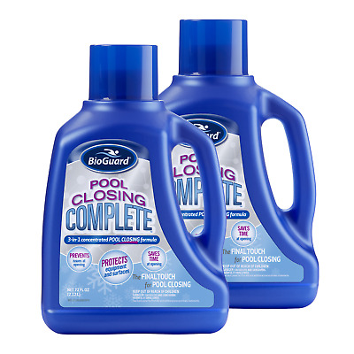 BioGuard Pool Closing Complete (72oz) 2- Pack