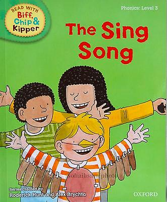 The Sing Song | Biff Chip Kipper | Children's Book | Phonics Level 2 | New