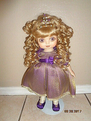 """Marie Osmond Doll Adora Belle Of The Ball New 16"""" Porcelain Features Guranteed"""