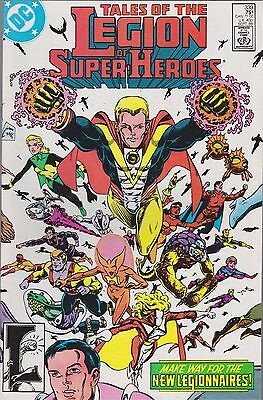 Tales Of The Legion Of Super-Heroes #339 Dc 1986