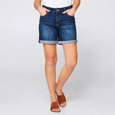 NEW Denim Boyfriend Shorts