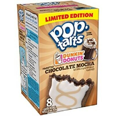 Pop Tarts Frosted Chocolate Mocha 400g