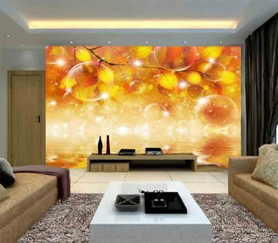 Magnificent Autumn 3D Full Wall Mural Photo Wallpaper Printing Home Kids Decor