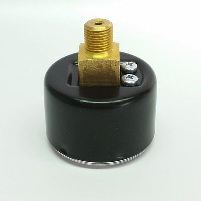 Manometer, NG40, Ø40mm , Connection Rear All Measuring Ranges
