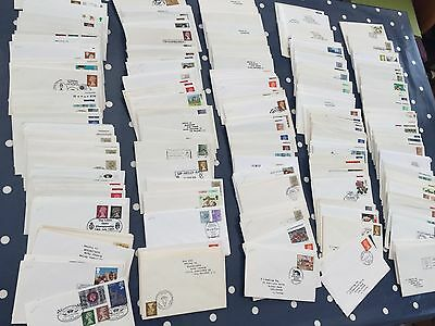 500 FDC special event covers great postmarks GB multiple lots available BARGAIN