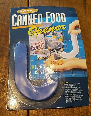 Royal Canned Food Opener BRAND NEW Vintage