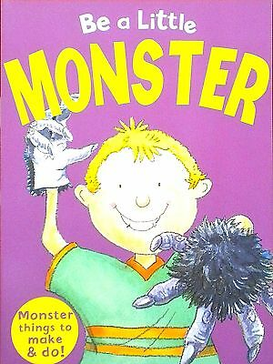 Be a Little Monster | Activity Book | Things to Make and Do | Games | Jokes |New