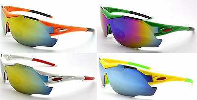 Ultimate Running Set of 4 pairs Mohawk SARATOGA Sunglasses in 4Different Colours