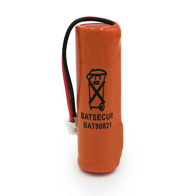 Batterie Li-ion 3.6V 700mAh -BATSECUR BAT90821- remplace 908-21X, BAT90-821X