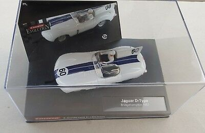 Carrera Evolution Jaguar D-Type  Ref.25786