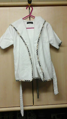 Burburry Unisex Dressing Gown Size 3 months