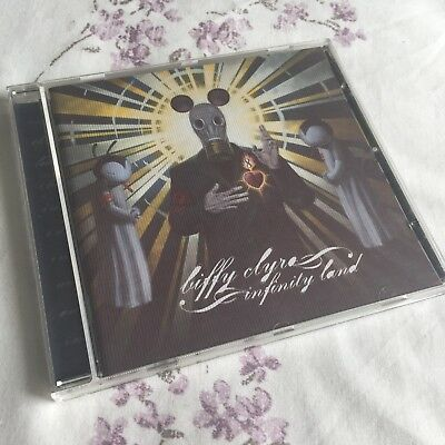 Biffy Clyro Infinity Land CD - Signed by Whole Band