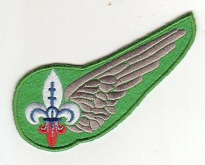 Air Scout Slovak patch / badge