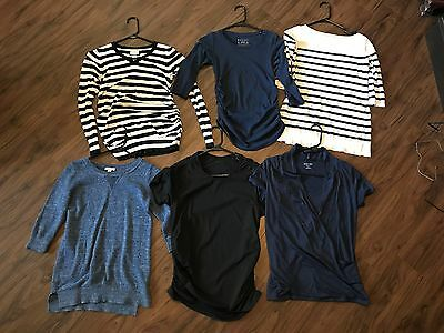 Maternity Tops XS/S Lot of 5