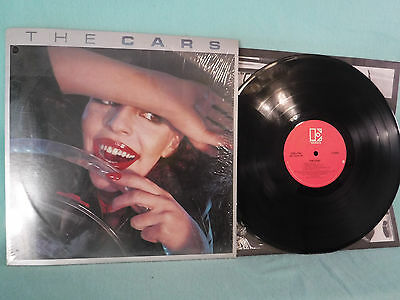 The Cars, Elektra Records 6E-135 SP, 1978, Synth Pop, Electronic, Pop Rock
