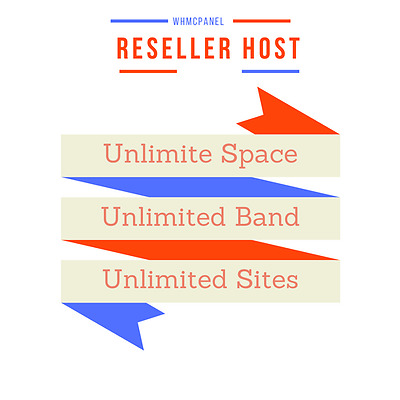 Reseller  hosting Unlimited