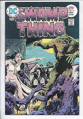 Swamp Thing  #16  (  Vf/nm  )    *********  Sale  **********