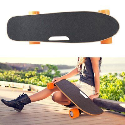Electric Skateboard Wireless Remote Control Longboard Skate Complete Deck