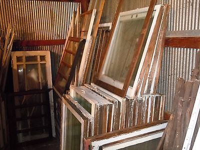 1-Piece Of Wavy Glass 12'' X 16''  Out Of Old Victorian Window-Custom Cuts Also