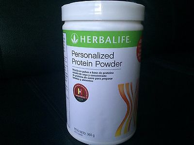Herbalife Personalized Protein Powder 360g  - Healthy Muscle Build FREE SHIPPING
