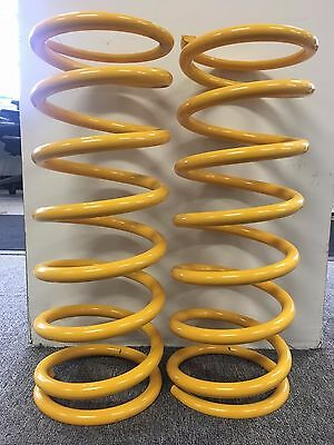 King Springs Suspension FRONT Springs KFFL-40SSL fit Falcon FG FGX XR6/8 Low