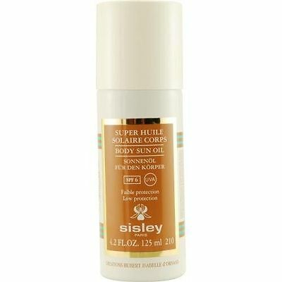 SISLEY  SUPER HUILE SOLAIRE CORPS  SPF6 neuf