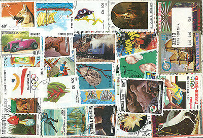 Africa - 1000 Different Stamps [32513] + Free Gift