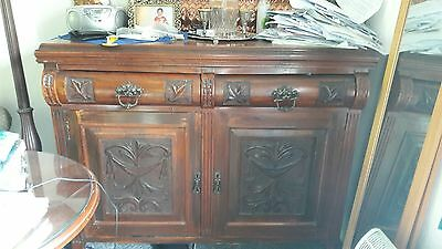 Victorian Antique Cupboard