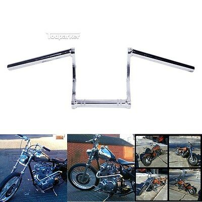 "1"" 26MM Drag Bar Handlebar for Honda Shadow VT VT1100 VT750 VT600 Magna 750"