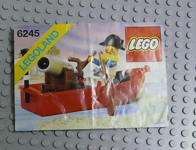 LEGO INSTRUCTIONS MANUAL BOOK ONLY 6245 Harbor Sentry x1PC