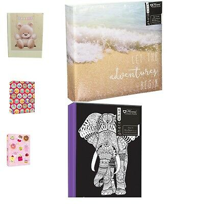 Slip In Photo Album/Self Adhesive Album 500/200/300 Holds For 6x4'' 5x7'' Photos
