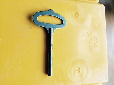 Clock winding key size 2.75 mm No2 For French Clocks Etc  More Sizes in are Shop