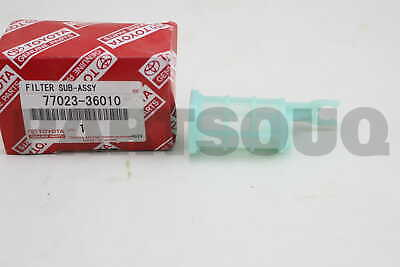 7702336010 Genuine Toyota FILTER SUB-ASSY, FUEL SUCTION TUBE 77023-36010