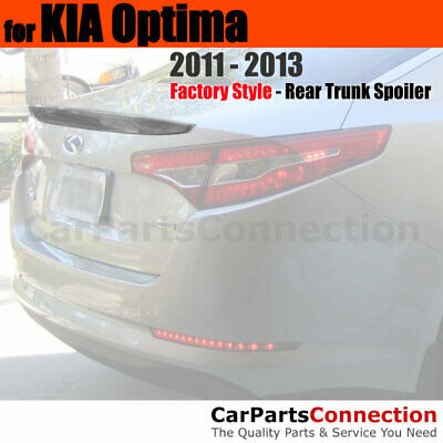 Rear Glass Dress Up Plate Painted Spicy Red For KIA 2011-2015 Optima//The New K5