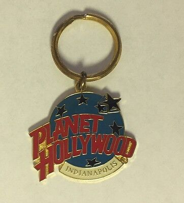 Planet Hollywood Indianapolis Keychain