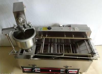 Commercial Automatic GAS&Electric Donut Making Machine Donut Fryer CE Approval Y