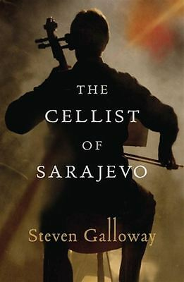 The Cellist of Sarajevo by Steven Galloway - Paperback - NEW - Book